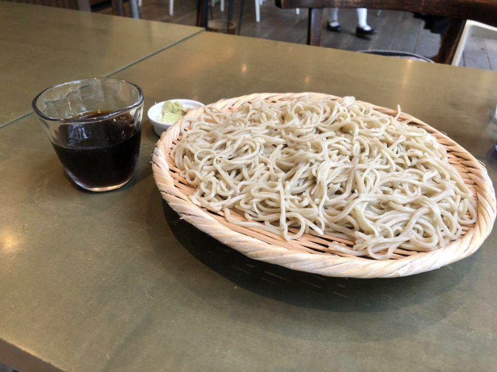 ニシアン・カフェ お蕎麦